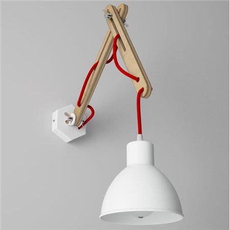 Lampa sufitowa Amelia klosze róże efekt LED